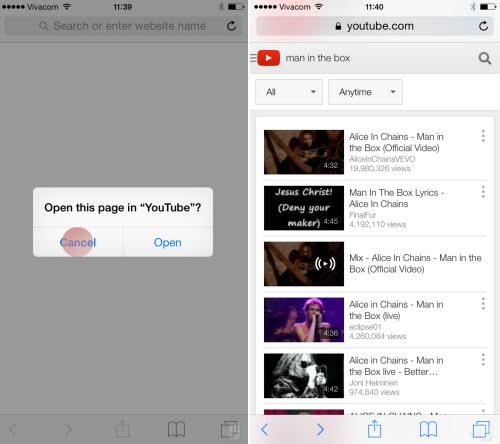 Cách nghe nhạc YouTube trên iPhone ở chế độ khóa máy - 3