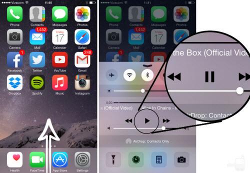 Cách nghe nhạc YouTube trên iPhone ở chế độ khóa máy - 1