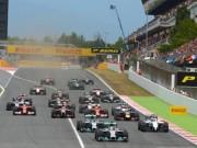 Lịch thi đấu F1: Spanish GP 2015