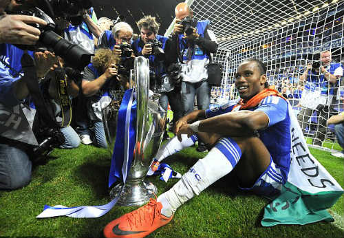 Didier Drogba: Vị thiên sứ của hòa bình - 1