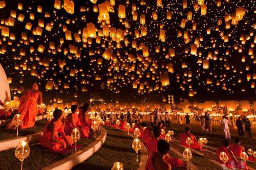 Khám phá 11 lễ hội thú vị nhất thế giới - 1