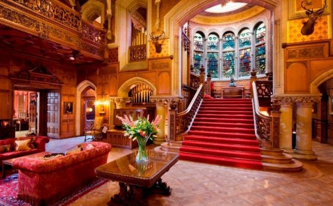 10 khách sạn lâu đài đẹp nhất thế giới - 2