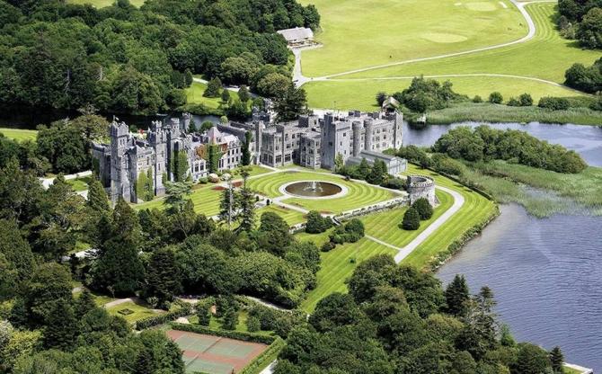 10 khách sạn lâu đài đẹp nhất thế giới - 1