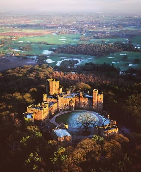 10 khách sạn lâu đài đẹp nhất thế giới - 6