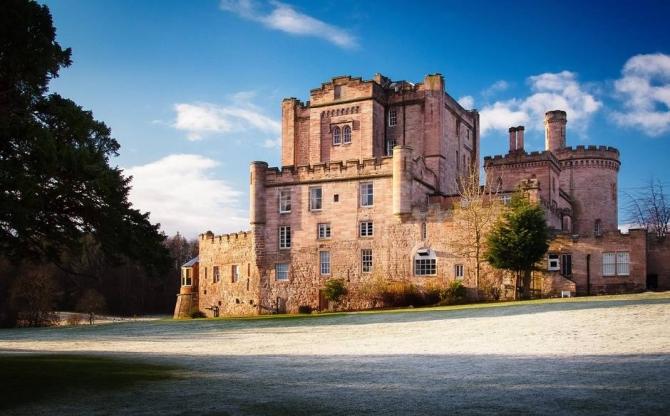 10 khách sạn lâu đài đẹp nhất thế giới - 8