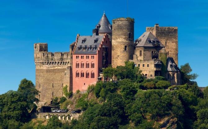 10 khách sạn lâu đài đẹp nhất thế giới - 9