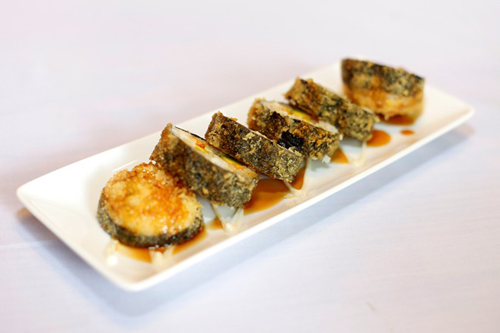 5 món sushi siêu hấp dẫn từ quả bơ - 3