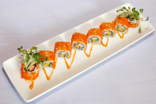 5 món sushi siêu hấp dẫn từ quả bơ - 4