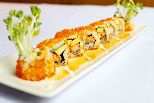 5 món sushi siêu hấp dẫn từ quả bơ - 5