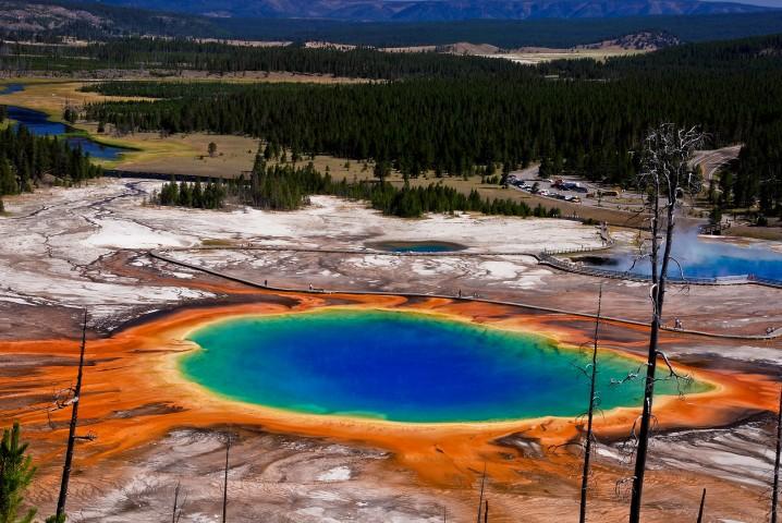 10 địa danh đẹp không tưởng tồn tại trên Trái đất - 5