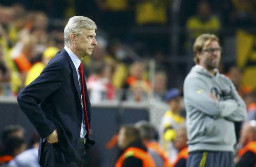 Klopp & Wenger: Arsenal phải chọn - 3