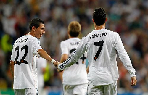 """MU & """"mưu hiểm"""" lôi kéo Ronaldo - 1"""