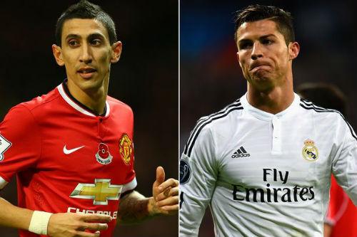 """MU & """"mưu hiểm"""" lôi kéo Ronaldo - 2"""