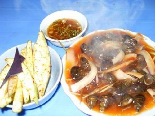 Ốc xào me, dừa - Món ngon mê mẩn cho tín đồ ăn vặt - 1
