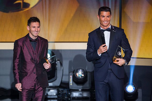 """Lionel Messi: Sinh ra là để được """"YÊU"""" - 1"""