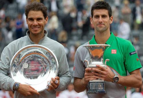 Trước thềm Madrid Masters: Sức ép trên vai Nadal - 2