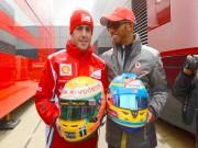 Liên tục vô đối, Hamilton vẫn nể sợ Alonso