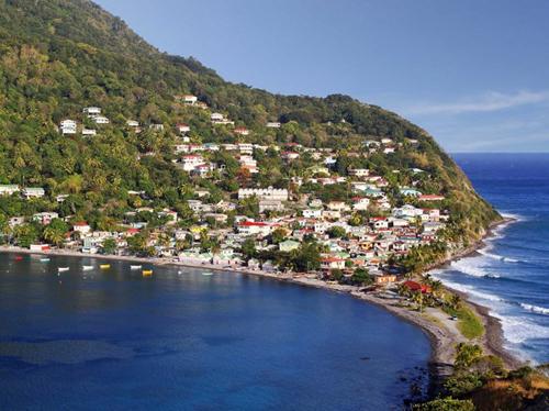 5 hòn đảo bí ẩn tại vùng biển Caribe - 1
