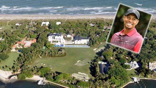 Siêu sao làng golf & những dinh thự triệu đô - 1