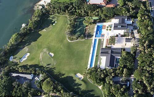 Siêu sao làng golf & những dinh thự triệu đô - 2