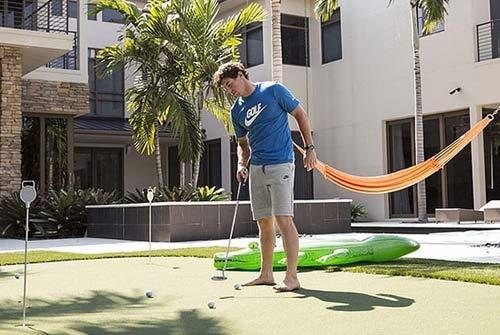 Siêu sao làng golf & những dinh thự triệu đô - 4