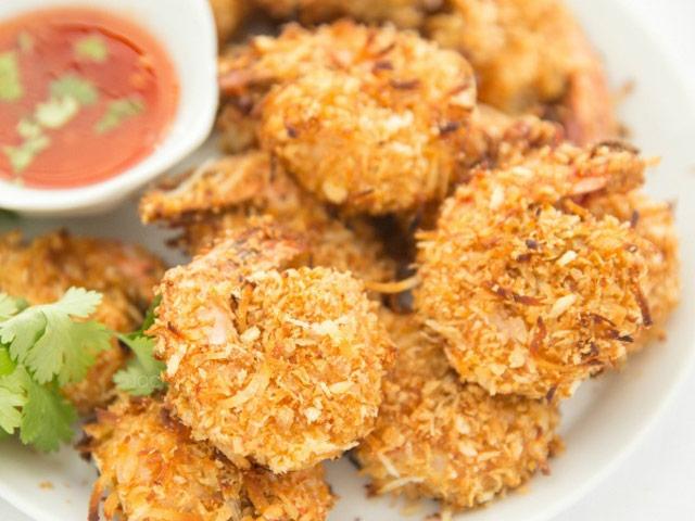 Đổi vị bữa ăn với tôm lăn dừa - 6
