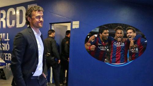 """Barca & Enrique: """"Người đặc biệt"""" tại Nou Camp - 2"""