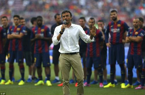 """Barca & Enrique: """"Người đặc biệt"""" tại Nou Camp - 4"""