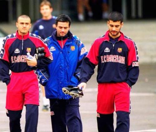 """Barca & Enrique: """"Người đặc biệt"""" tại Nou Camp - 1"""