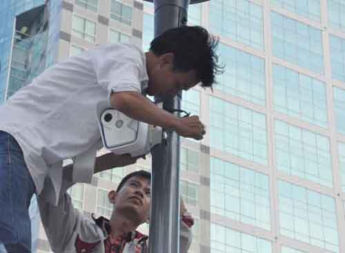 Phố đi bộ hiện đại nhất Việt Nam trước giờ mở cửa - 4