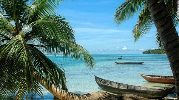 Mãn nhãn 10 hòn đảo du lịch đẹp nhất thế giới - 3