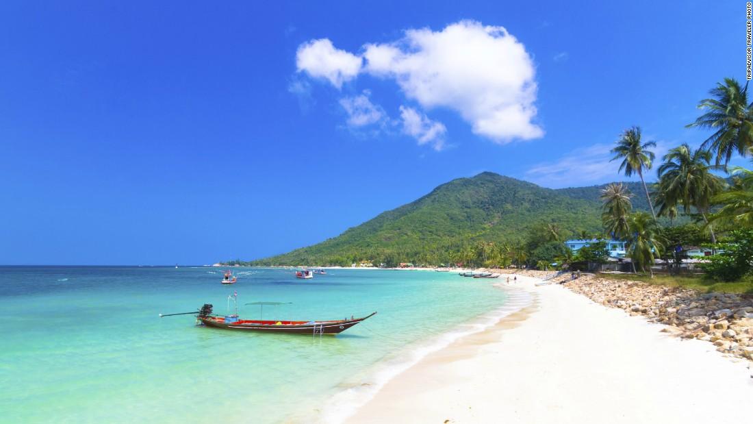 Mãn nhãn 10 hòn đảo du lịch đẹp nhất thế giới - 5