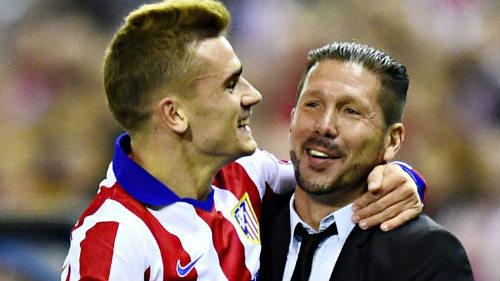 Atletico Madrid: Lò mài tài năng thành ngôi sao - 2