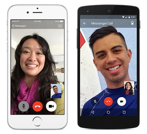 Gọi điện thoại miễn phí bằng Facebook tại 18 quốc gia - 1