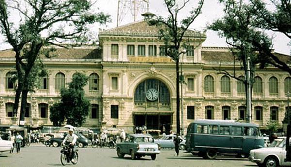 Ảnh: Sài Gòn xưa và TP.HCM hôm nay - 1