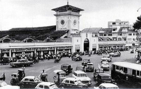 Ảnh: Sài Gòn xưa và TP.HCM hôm nay - 7