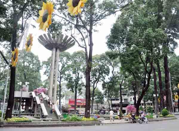 Ảnh: Sài Gòn xưa và TP.HCM hôm nay - 4