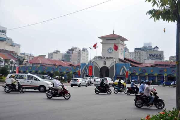 Ảnh: Sài Gòn xưa và TP.HCM hôm nay - 8