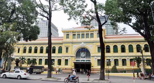 Ảnh: Sài Gòn xưa và TP.HCM hôm nay - 2