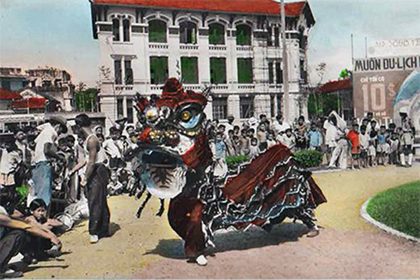 Ảnh: Sài Gòn xưa và TP.HCM hôm nay - 15