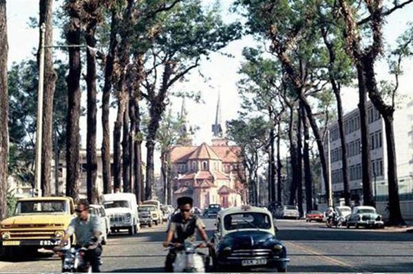 Ảnh: Sài Gòn xưa và TP.HCM hôm nay - 13