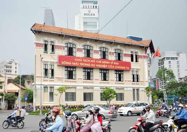 Ảnh: Sài Gòn xưa và TP.HCM hôm nay - 16