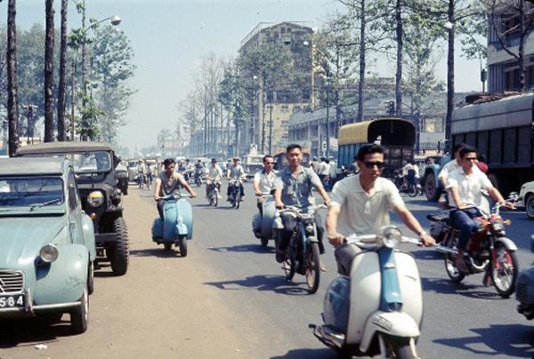 Ảnh: Sài Gòn xưa và TP.HCM hôm nay - 23
