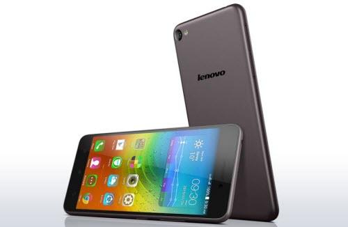 Lenovo tung điện thoại S60 có thiết kế đẹp - 1