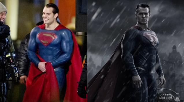 """Bom tấn về Superman được """"thay áo mới"""" - 1"""