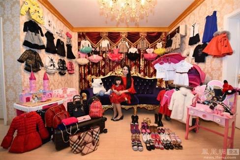 Chi hơn 3 tỷ tổ chức show thời trang cho con gái 2 tuổi - 1
