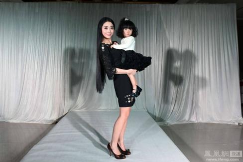 Chi hơn 3 tỷ tổ chức show thời trang cho con gái 2 tuổi - 3