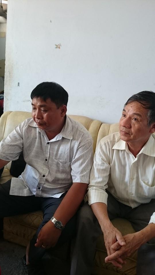 Đưa thi thể phi công Nguyễn Anh Tú về thăm nhà - 4