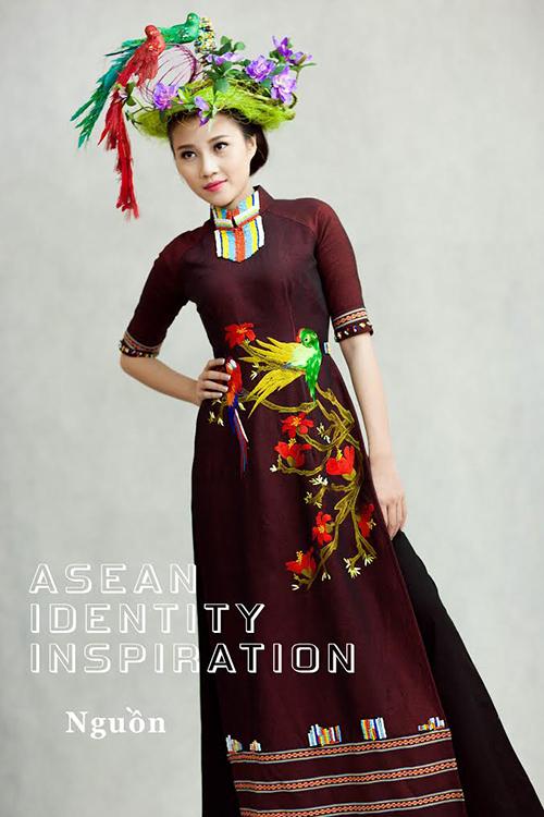 """Siêu mẫu Hoàng Yến mới mẻ với trang phục """"núi rừng"""" - 3"""