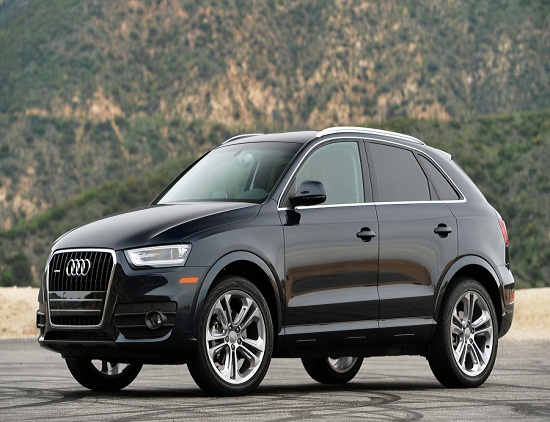 Audi thu hồi gần 4.000 xe Q3 SUV do lỗi kỹ thuật - 1